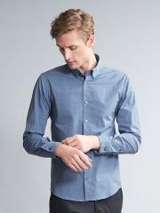 5351POUR LES HOMMES - ライトストレッチブロードシャツ