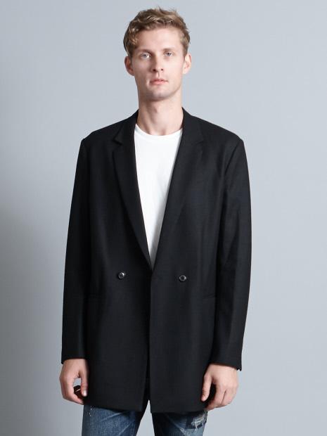 ケニーツイードロングジャケット
