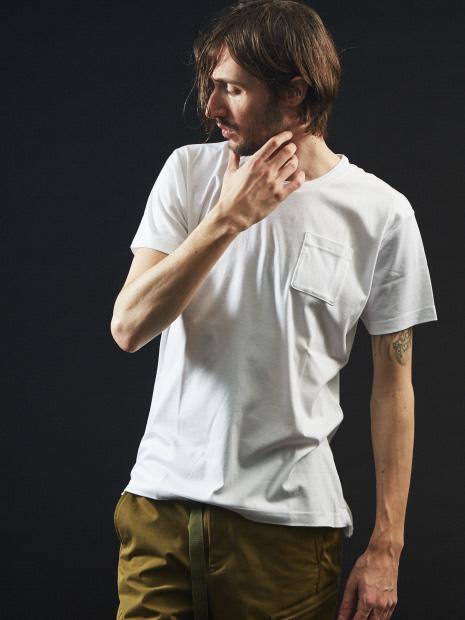 【クルーネック】プライマリースムース半袖Tシャツ【予約】
