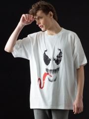 5351POUR LES HOMMES - ヴェノム ビッグTシャツ