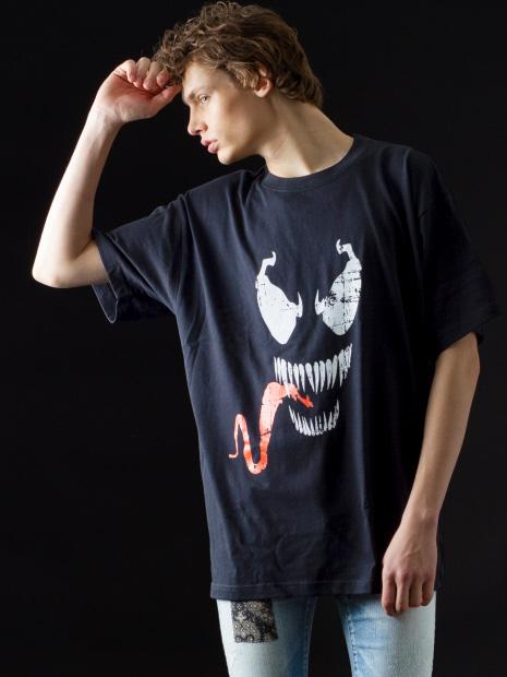 ヴェノム ビッグTシャツ