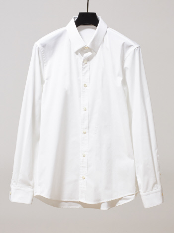 【新作】ライトストレッチブロードドレスシャツ