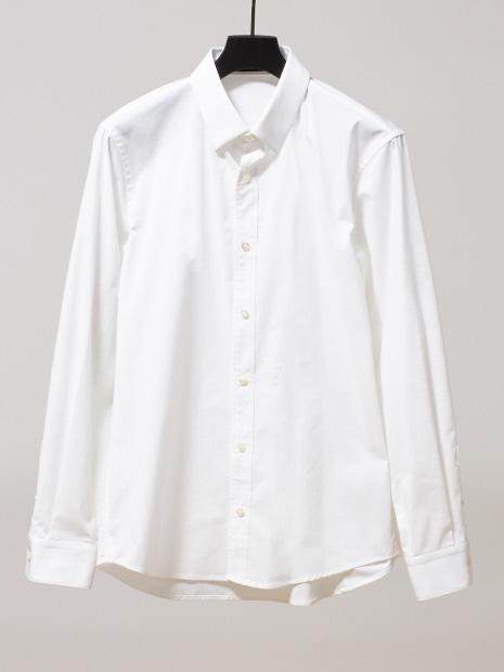 ライトストレッチブロードドレスシャツ