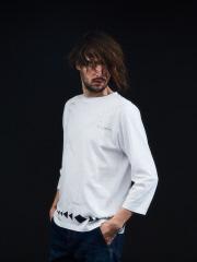 5351POUR LES HOMMES - ノマドロングTシャツ【予約】