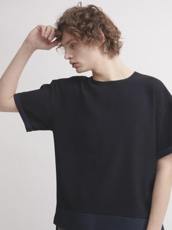5351POUR LES HOMMES - 【20SS新作】セットアップ対応 ダブルクロスTシャツ【予約】