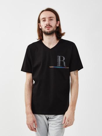 5351POUR LES HOMMES - 【20SS新作】リバースロゴTシャツ