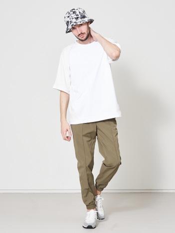 【20SS】パイピング ビッグTシャツ