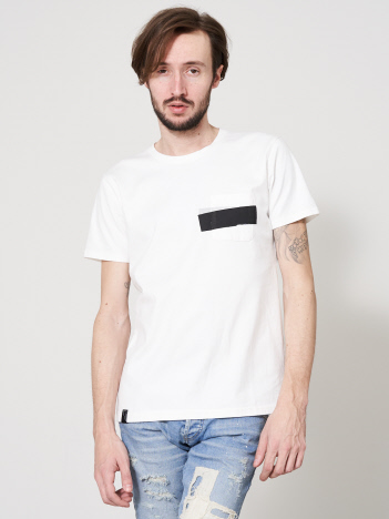 5351POUR LES HOMMES - 【20SS】NEWワンライン半袖Tシャツ【ポケットver.】