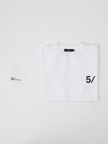 5351POUR LES HOMMES - 【ブランド設立30周年記念限定デザイン】マスク&Tシャツスペシャルセット【予約】