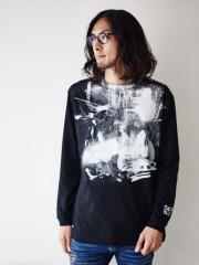 【CBA×5351POUR LES HOMMES】ロングTシャツビッグプリント