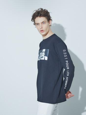 5351POUR LES HOMMES - 【5351POUR LES HOMMES×STARWARS】トルーパーロングTシャツ【予約】