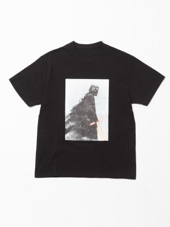 5351POUR LES HOMMES - 【5351POUR LES HOMMES×STARWARS】カイロレンTシャツ【予約】