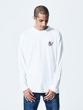 5351POUR LES HOMMES - 【30周年記念デザイン】マスク&ロングTシャツスペシャルセット