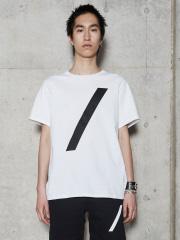 【5/】スラッシュショートスリーブ Tシャツ