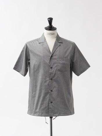 ポリエステルピンヘッドシャツ