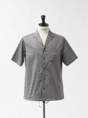 DESIGNWORKS (MEN'S) - ポリエステルピンヘッドシャツ
