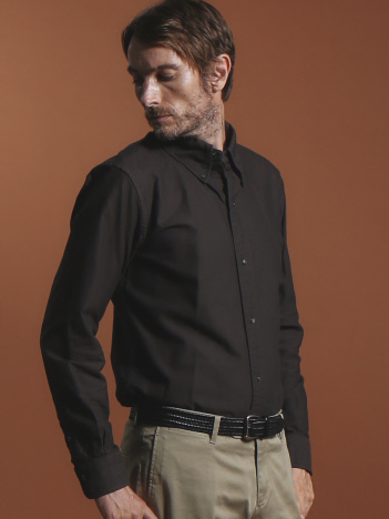 DESIGNWORKS (MEN'S) - シャンブレーオックスボタンダウンシャツ