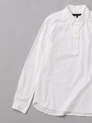DESIGNWORKS (MEN'S) - カラミシャンブレープルオーバーシャツ