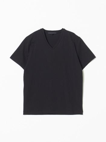 DESIGNWORKS (MEN'S) - 度詰天竺VネックTシャツ