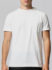 DESIGNWORKS (MEN'S) - スーピマ度詰め天竺クルーネックTシャツ