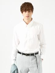 DESIGNWORKS (MEN'S) - ピンオックスボタンダウンシャツ
