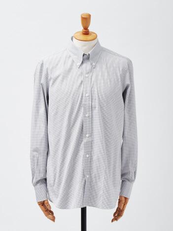 DESIGNWORKS (MEN'S) - タッタソールチェック ボタンダウンシャツ