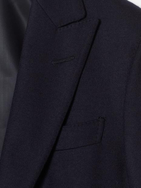 ウール/ナイロンジャージージャケット