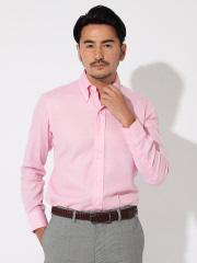 DESIGNWORKS (MEN'S) - 先染めカラミシャンブレーシャツ