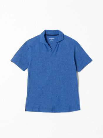【大人気】ミニパイルスキッパーポロシャツ