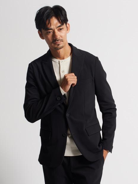 【セットアップ対応】スーパーストレッチナイロンツイルジャケット