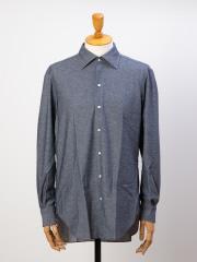 DESIGNWORKS (MEN'S) - デニムジャージーシャツ