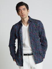 DESIGNWORKS (MEN'S) - SCRIBBLEプリントシャツ【予約】