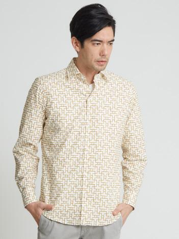 OUTLET (MEN'S) - BAMBOO BAYプリントシャツ