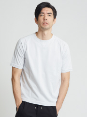 DESIGNWORKS (MEN'S) - トリアセ裏毛 半袖Tシャツ