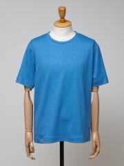 DESIGNWORKS (MEN'S) - ラミーコットンダブルフェイス Tシャツ
