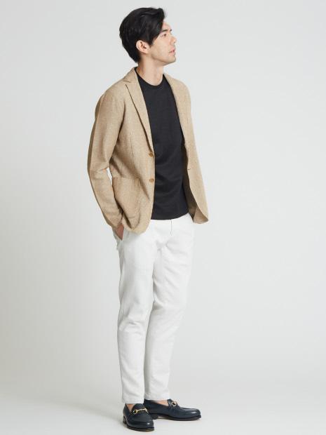 オックスホールガーメントジャケット