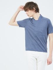 DESIGNWORKS (MEN'S) - ショートスリーブ ニットTシャツ