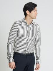 DESIGNWORKS (MEN'S) - ポンチストライプシャツ