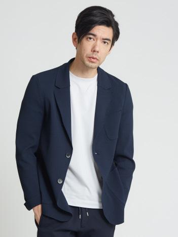SOLIDO別注 度詰ニットジャケット