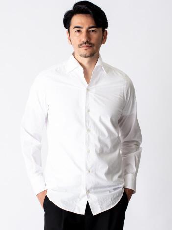 DESIGNWORKS (MEN'S) - タイプライター ワンピースカラーシャツ