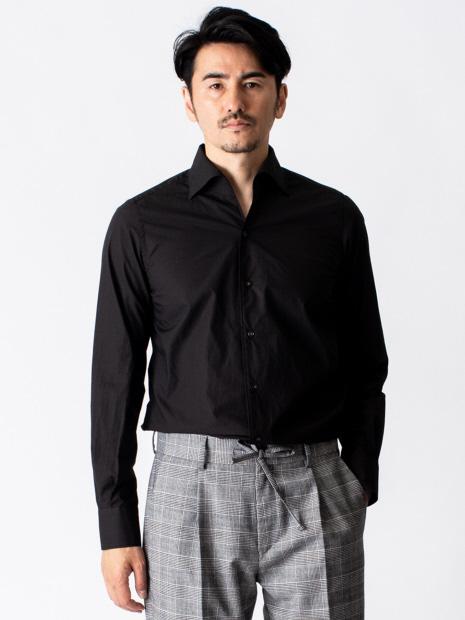 タイプライター ワンピースカラーシャツ