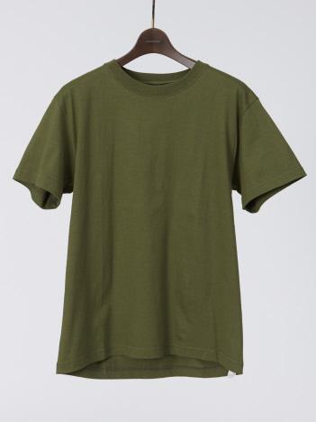 5.6oz クルーネック 半袖 Tシャツ