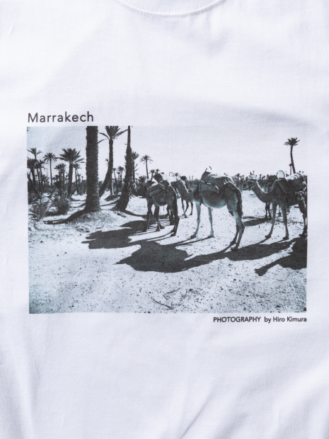 Marrakech Camel Tシャツ