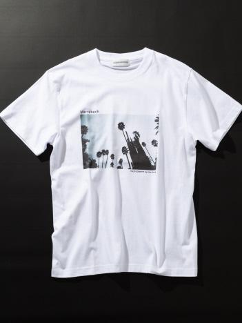 DESIGNWORKS (MEN'S) - Marrakech Majorelle Garden Tシャツ