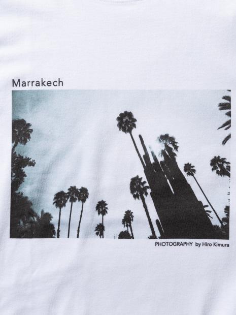 Marrakech Majorelle Garden Tシャツ