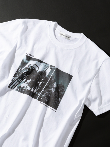 Habana Plazza de la Revolucion Tシャツ