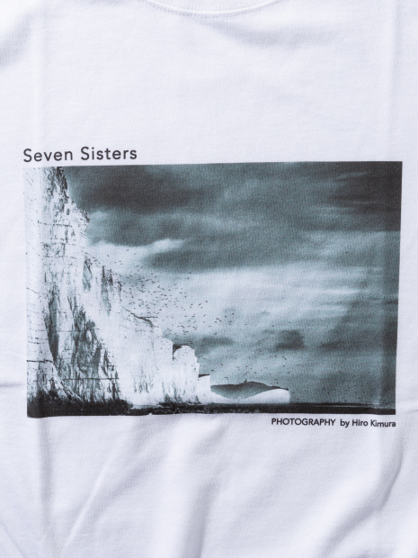Seven Sisters Country Park Tシャツ