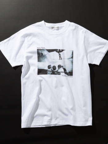 DESIGNWORKS (MEN'S) - New York Skateboard Park Tシャツ