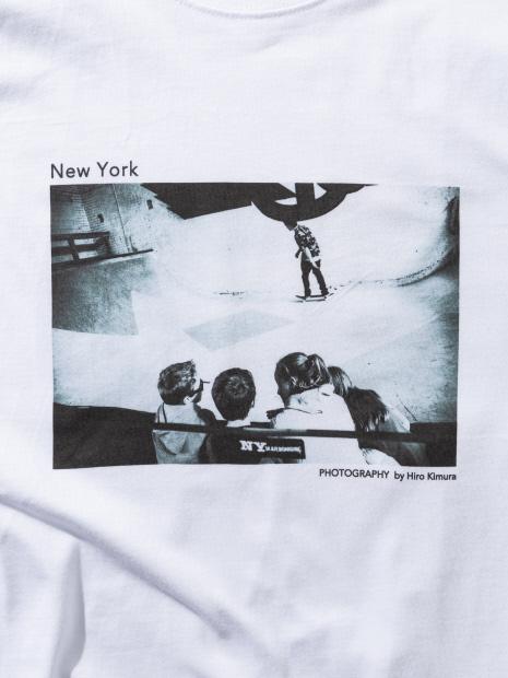 New York Skateboard Park Tシャツ