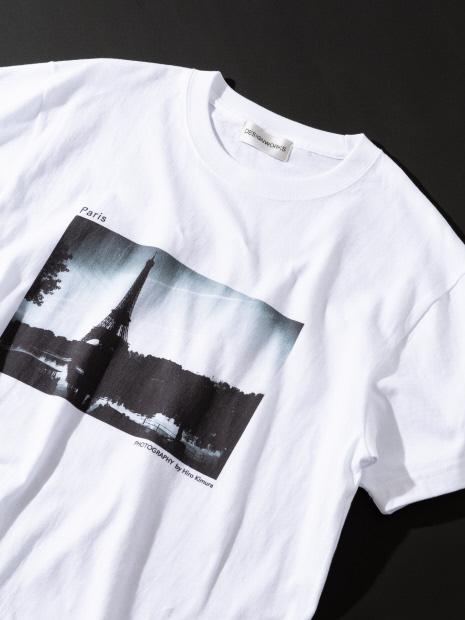 Paris Tour Eiffel Tシャツ